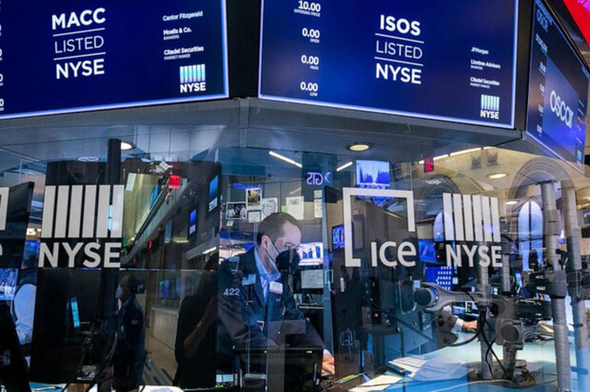 سهم شرکت های چینی در بورس آمریکا چقدر است؟