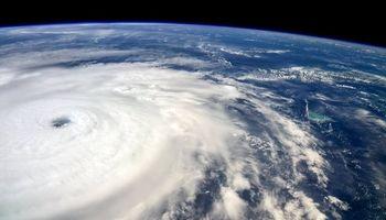 ویدیو ناسا از طوفان «ایرما»
