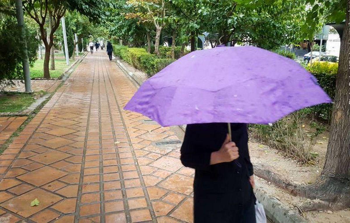 میانگین بارشهای پاییزی ایران تاکنون ۲۴میلی متر اعلام شد