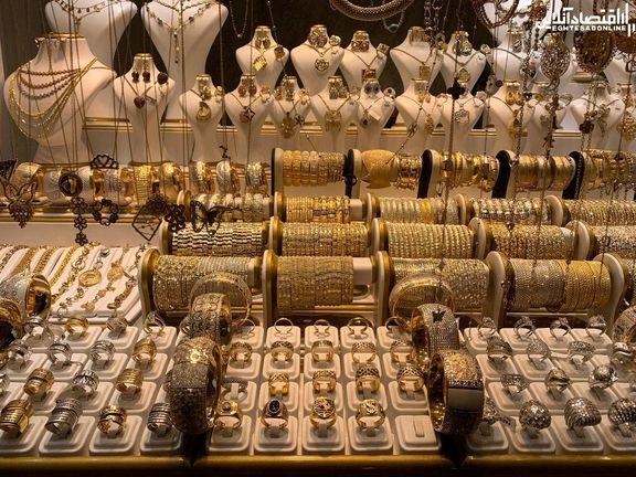رکود کامل بازار طلا به علت شیوع کرونا
