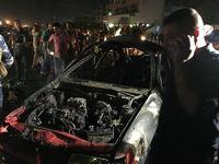 انفجار یک خودروی بمبگذاری شده در شهر کرکوک عراق