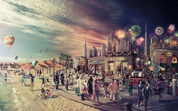 آغاز فستیوال خرید دبی 2020