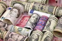 نرخ رسمی ۳۳ ارز کاهش یافت