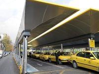 نحوه ارائه تسهیلات کرونایی به رانندگان تاکسی + فیلم