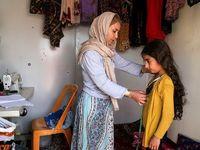 تلاش گروههای جهادی برای کمک به زلزلهزدگان سرپلذهاب +تصاویر