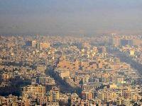 کیفیت هوای اهواز و اصفهان برای همه افراد ناسالم شد