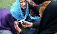 زنان کارتنخواب زخمی بر چهره شهر