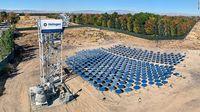 تولید سیمان و فولاد با استفاده از انرژی خورشیدی/ بیل گیتس سرمایهگذار شرکت انرژی متمرکز خورشیدی