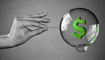 قیمت دلار دارای حباب است