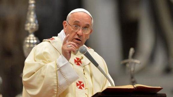 پاپ: از زنان در برابر خشونت خانگی در دوران قرنطینه حفاظت کنید