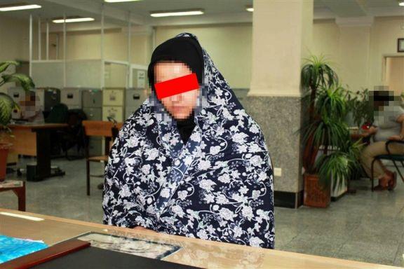 سرقتهای عجیب دختر فوق لیسانس در شمال شهر