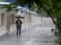 بارش باران شدید در تهران +تصاویر