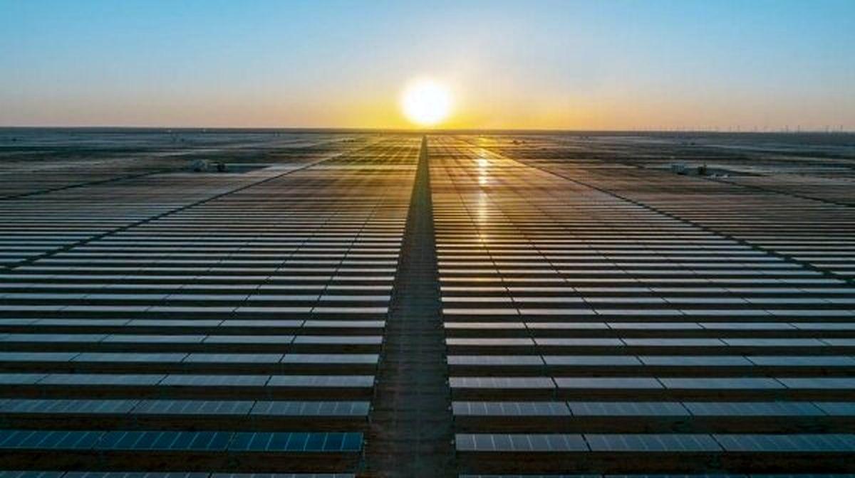 آرامکو به گروه سازنده بزرگترین نیروگاه خورشیدی عربستان پیوست