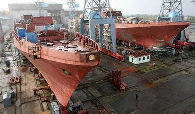 هیوندای کره برای ایران کشتیهای کانتینری میسازد