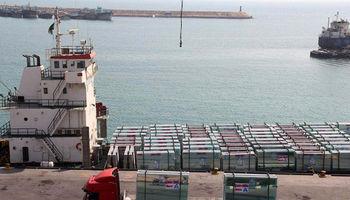 افزایش ۴درصدی تخلیه و بارگیری در بندرها/ حجم واردات غیر نفتی حدود ۲۳.۵درصد رشد یافت