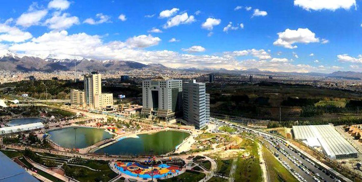 آسمانی صاف و آفتابی در اغلب شهرها تا پنج روز آینده