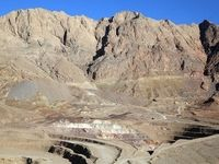 فوت یک نفر در حادثه ریزش معدن +فیلم