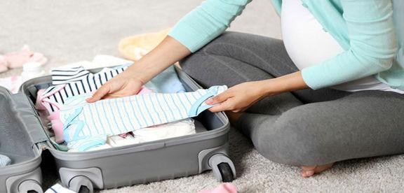 سفر در دوران بارداری مجاز است؟