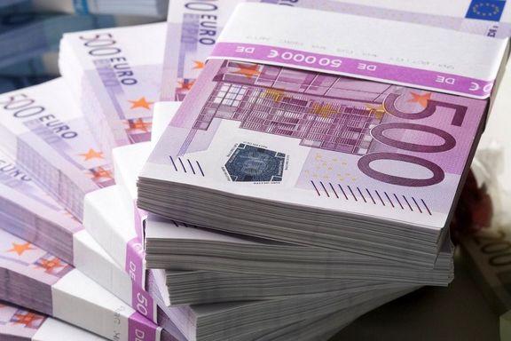 یورو در پایینترین سطح ۲ماه اخیر