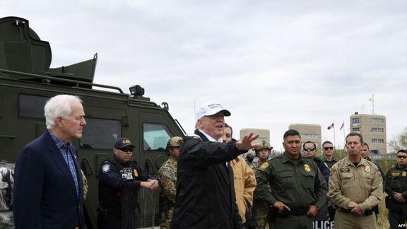 هشدار ترامپ به کنگره درباره اعلام وضعیت اضطراری
