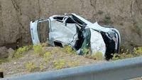 حادثه رانندگی چهار کشته و یک مجروح برجا گذاشت