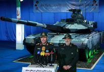 «کرار» نخستین تانک پیشرفته بومی کشور رونمایی شد  +تصاویر