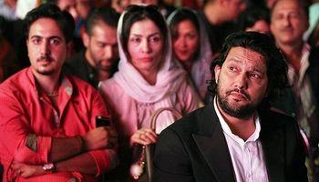 حامدبهداد؛ بهترین بازیگر مرد جشن خانه سینما شد +فیلم