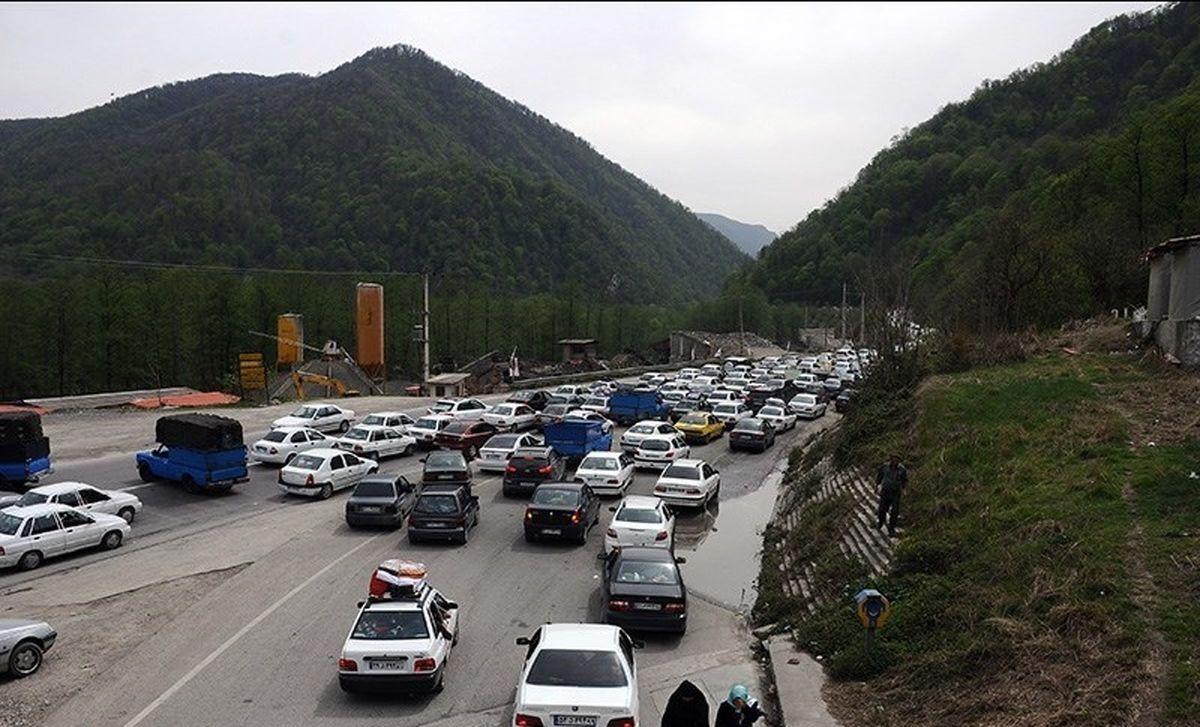 جریمه سنگین در انتظار رانندگان خاطی جادهای/ ترافیک در اتوبان کرج!