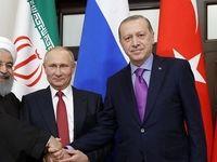 سوچی افزایش پیوند ایران،ترکیه و روسیه و مخالفت با آمریکا