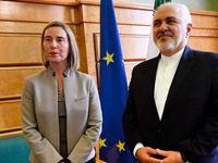 ظریف و موگرینی در حاشیه کنفرانس امنیتی مونیخ دیدار کردند