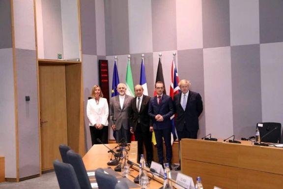 تعهد ۳کشور اروپایی به ایجاد اطمینان در تحقق اهداف برجام/ تداوم فروش نفت ایران و تعاملات مالی مربوطه/  تعاملات موثر بانکی با ایران ادامه مییابد
