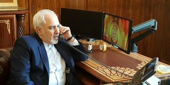 گفتوگوی تلفنی ظریف و همتای ارمنیاش در خصوص کووید ۱۹
