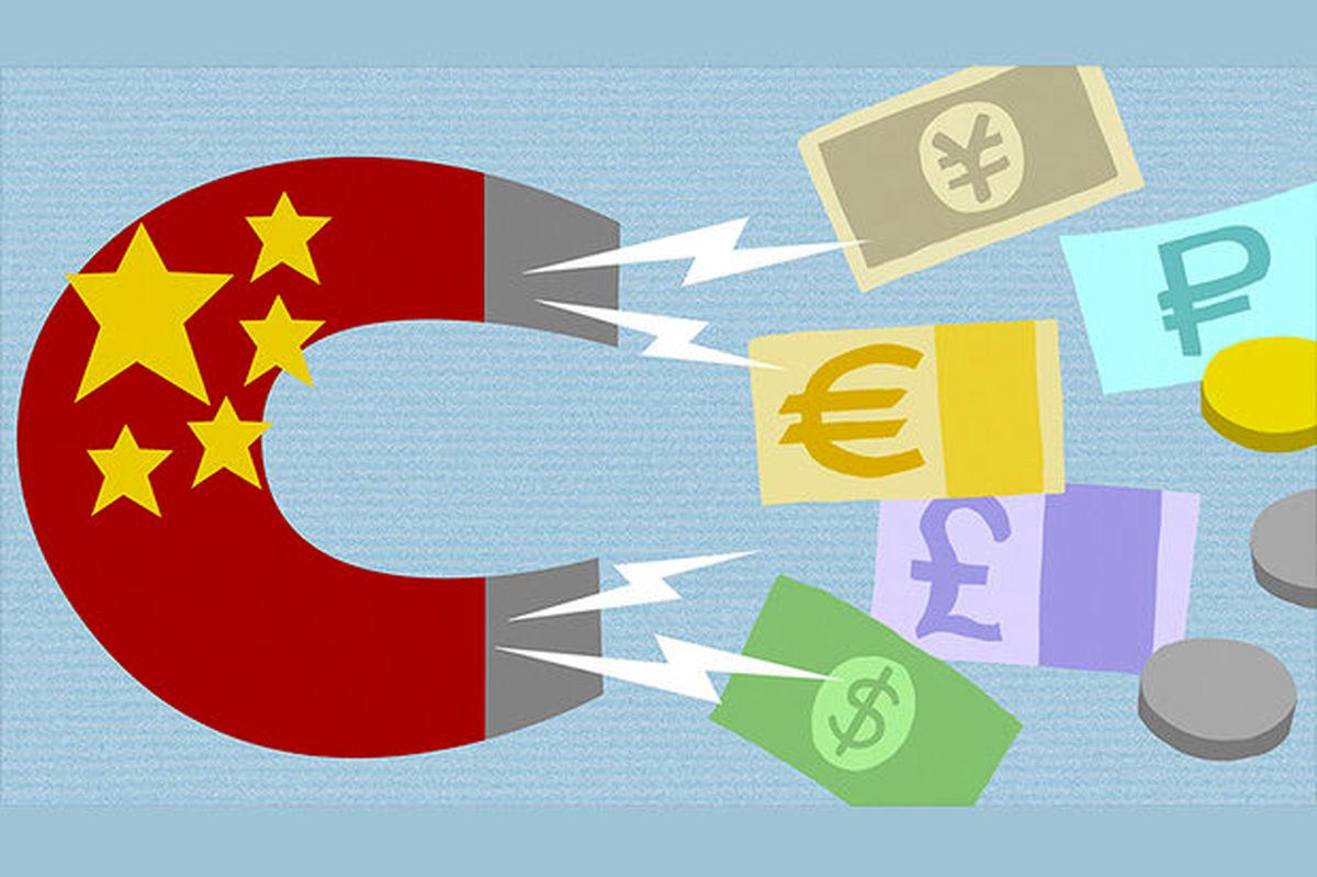 افزایش سرمایهگذاری مستقیم خارجی در چین