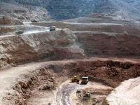 «سقوط معدن» به روایت نمودار