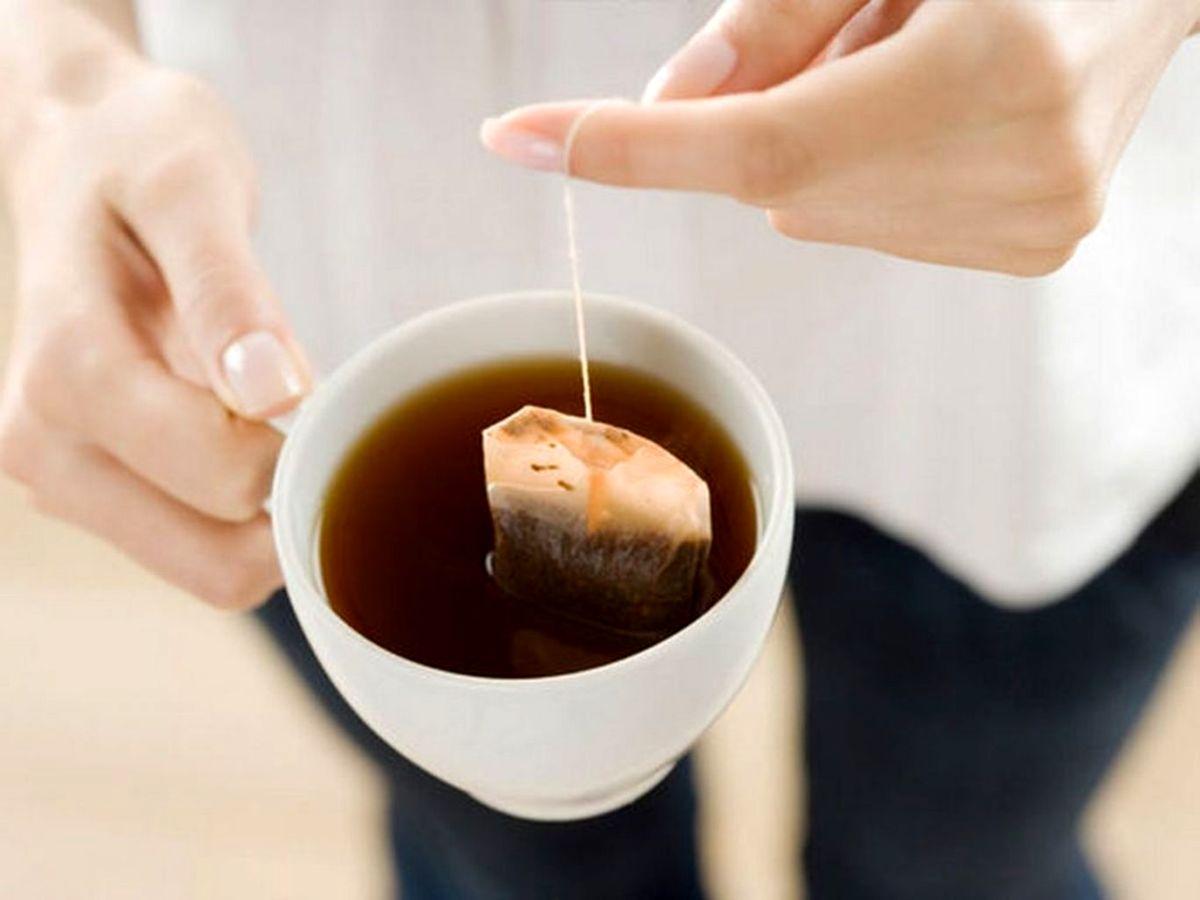 چای کیسهای استفاده شده خود را دور نریزید، کاربردهای باورهای نکردنی دارد!