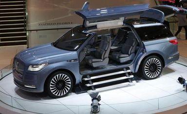 نمایشگاه خودرو دیترویت _ ۲۰۱۷