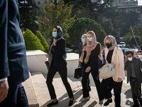 مذاکرات هیات ایرانی و اوکراین درباره سانحه هواپیما +عکس