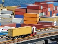 صادرات کالا از گمرک در سال گذشته 8درصد رشد داشت/  32درصد رشد واردات