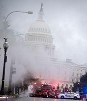 واشنگتن و کاخ سفید در وضعیت اضطراری +تصاویر