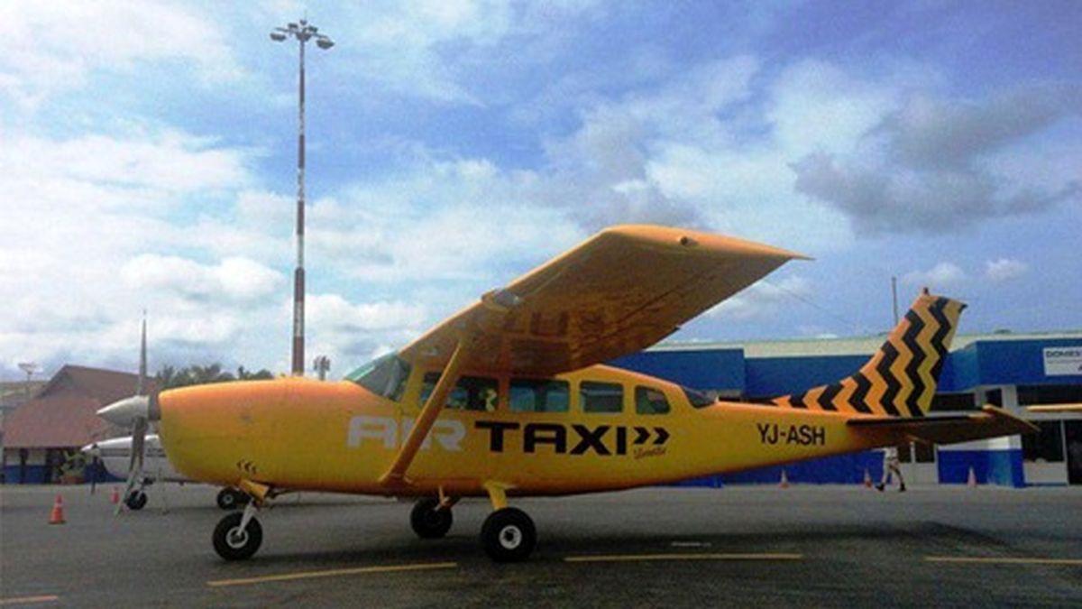 تاکسیهای هوایی بعد از تصویب راهاندازی میشود