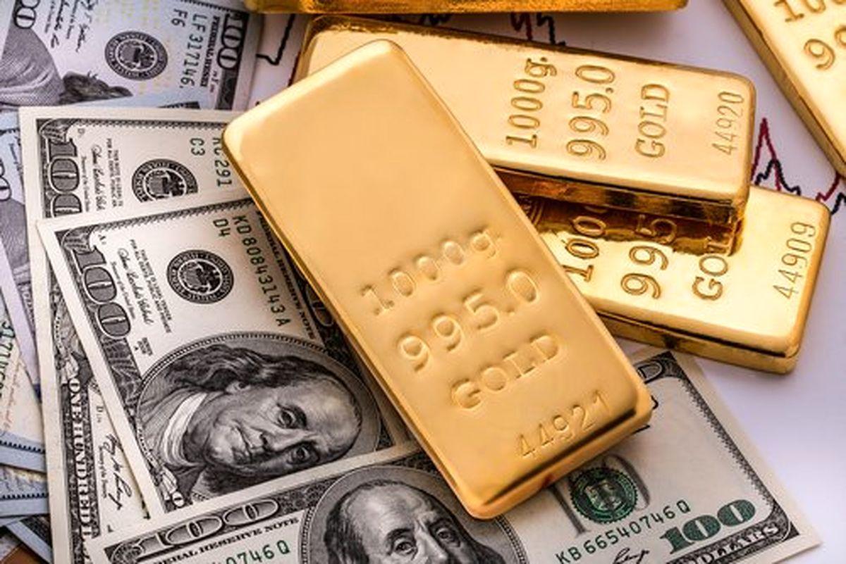 سقوط ۱۰۰دلاری طلا در یک روز!