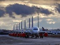 پروازهای ترکیه تا ۱۱ مهر تعویق شد