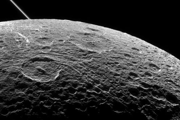 تصاویر جدید از نیمه تاریک ماه