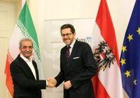 ایران و اتریش به دنبال توسعه روابط اقتصادی