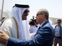 وعده  قطر برای کمک ۱۵ میلیارد دلاری به ترکیه