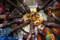 بزرگترین بحران غذایی ۷۰سال اخیر در جهان