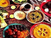 بایدها و نبایدهای تغذیهای در افطار و سحر
