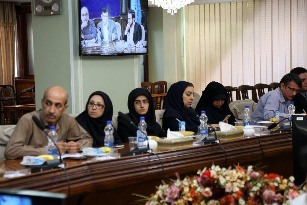 دومین نشست رسانه و بازنمایی رویدادها