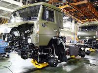 کیفیت تولید خودروهای سنگین داخلی در تیرماه چقدر بود؟