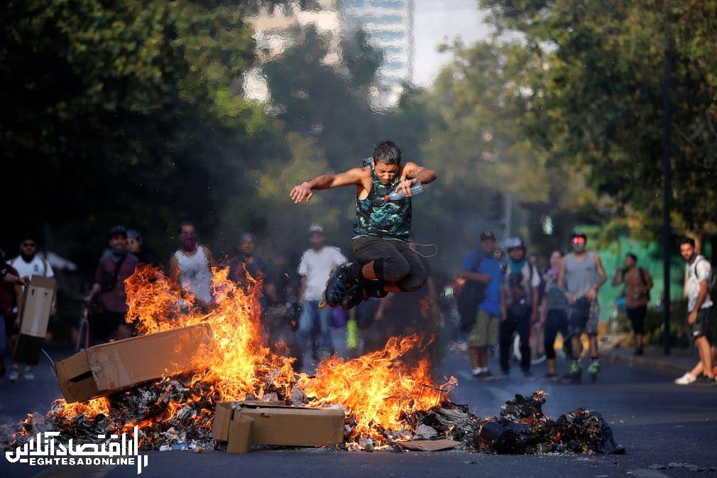 برترین تصاویر خبری ۲۴ ساعت گذشته/ 18 آذر